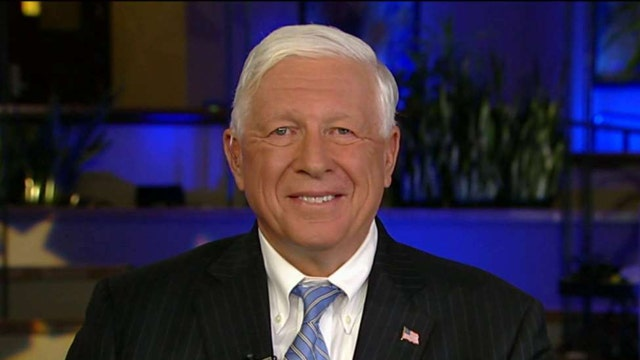 Foster Friess on why he's backing Rick Santorum