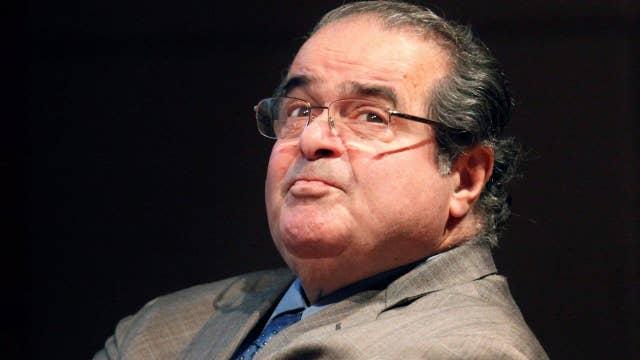 The political battle over Scalia's successor