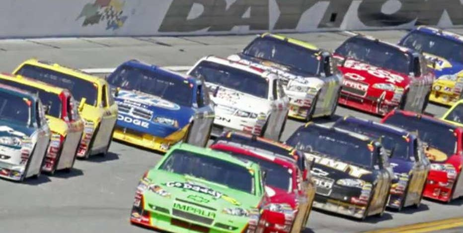 NASCAR Hall of Famer Darrell Waltrip and four-time NASCAR Cup Series Champion Jeff Gordon on the Daytona 500, how technology is changing how fans can experience the race and the 2016 presidential race.