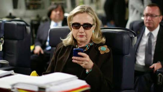 How should Clinton handle the investigations into the Foundation, emails?