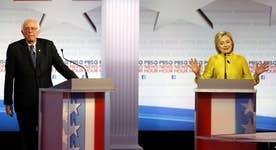 Race a theme at Democratic debate
