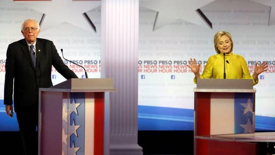 Race a theme at Democratic debate