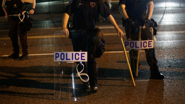 How can the war on police in America be stopped?