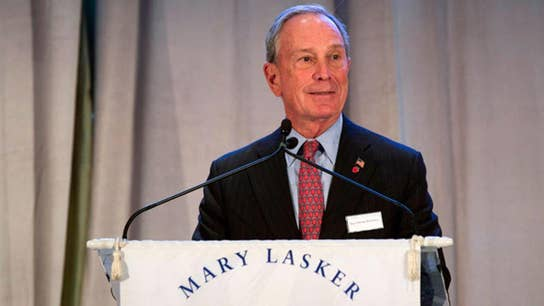 Card: Bloomberg would take more votes from Hillary Clinton