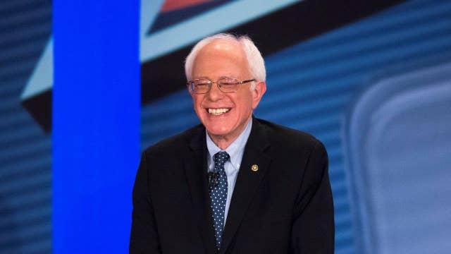 Iowa a victory for Bernie Sanders?