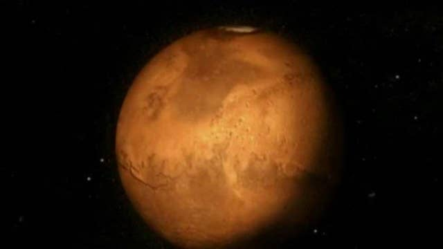 Trip to Mars in 3 days?