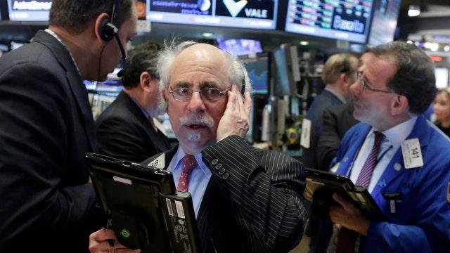 Tech stocks take big hit