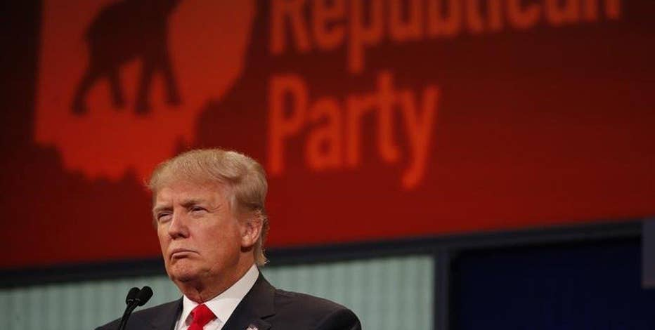 Republican presidential candidate Donald Trump on the RNC and Jeb Bush.