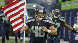 From Green Beret to the NFL