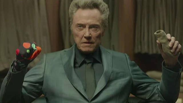 Kia teams up with Christopher Walken for Super Bowl ad
