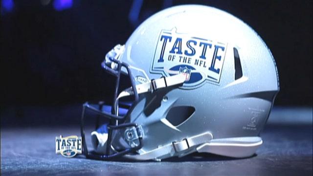 NFL's efforts to tackle hunger