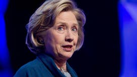 Why was Clinton email scandal not addressed in latest Democratic debate?
