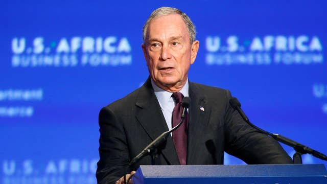 Langone: Michael Bloomberg would do a superb job as president