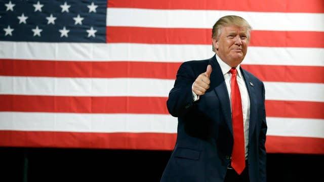 Eric Trump: Donald Trump has incredible substance