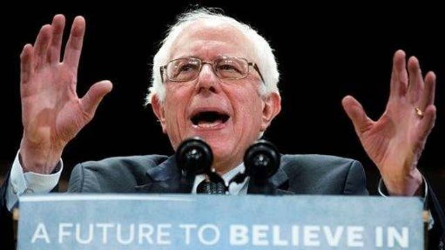 Report: Sanders proposed tax hike falls short