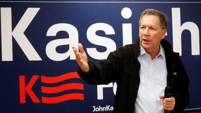 Could Kasich emerge in New Hampshire?