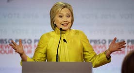 Democratic debate overlooks Clinton email scandal