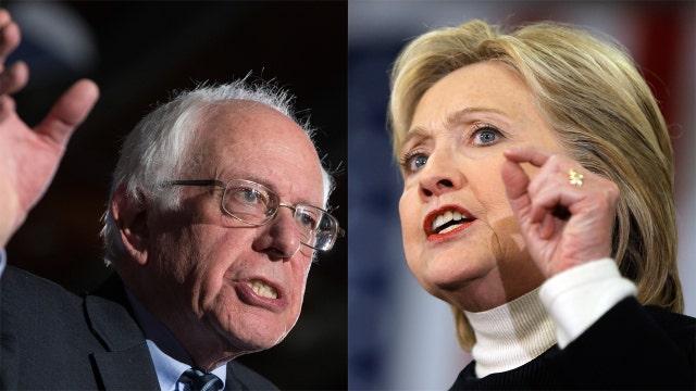 Sanders, Clinton exchange fire in latest Democratic debate