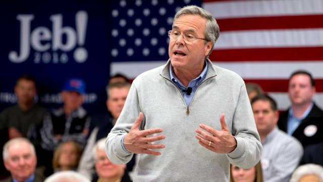 Judd Gregg backs Jeb Bush