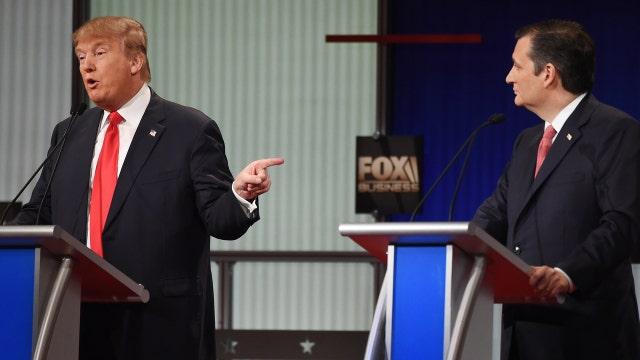 A new battle brewing between Trump, Cruz?