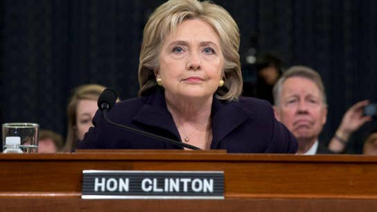 Bauer: Clinton is the worst possible candidate for Democrats