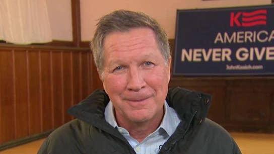 Kasich talks New Hampshire ground game