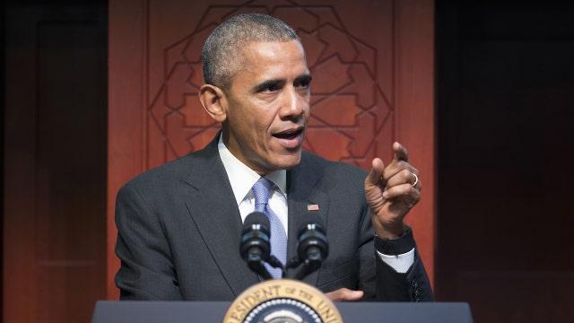 Was Obama's mosque speech in Baltimore effective?