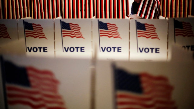 Which candidate is most likely to get the Libertarian vote?