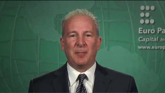 Peter Schiff: Fed is trying everything they can to delay the day of reckoning