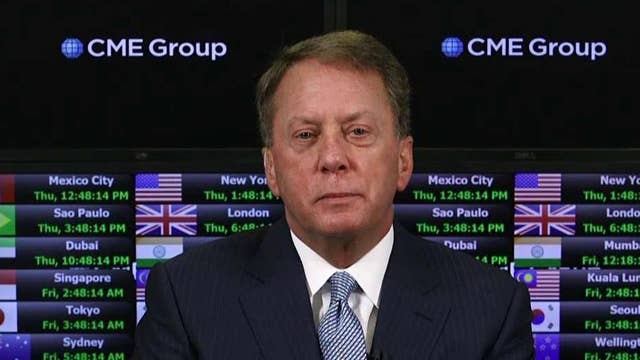 "Video – ""Gold Should Probably Be $5000"" – CME Chairman"
