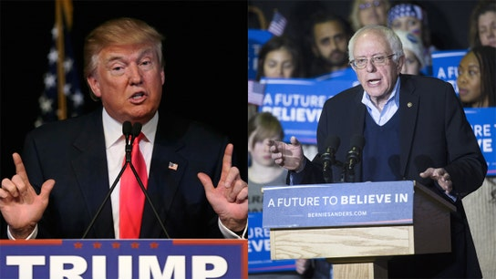 Breaking down the victories of Trump, Sanders in New Hampshire