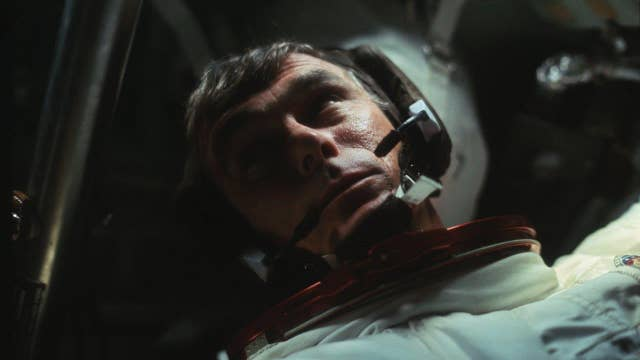 Astronaut Gene Cernan: We didn't go to space alone