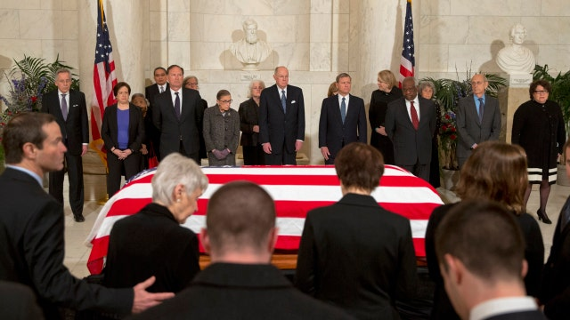 Remembering the life, career of Justice Scalia