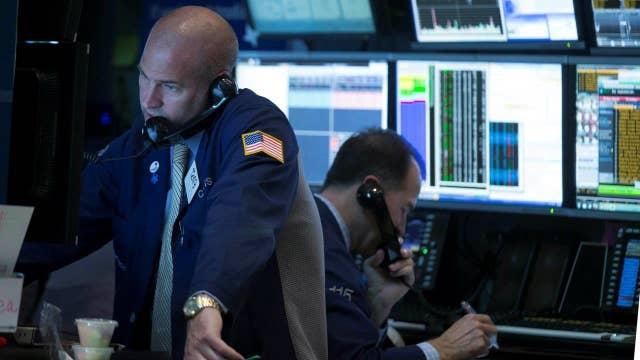 Market selloff just a necessary correction?