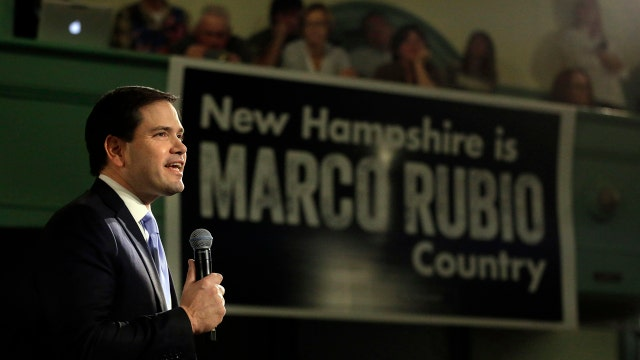 Is Marco Rubio the new threat to GOP candidates?