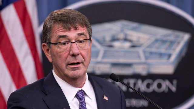 Pentagon in need of more funding for the fight against ISIS?