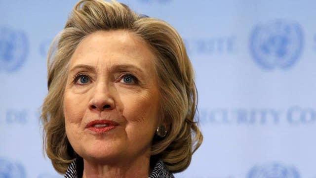 Hillary Clinton's trust problem