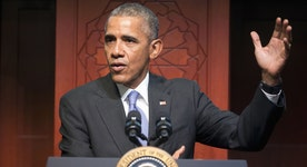 President Obama visits Baltimore mosque