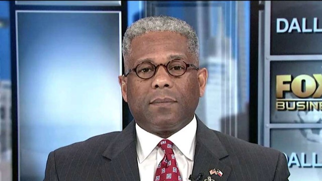 Lt. Col. Allen West: Hillary Clinton's credibility is shot