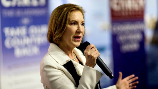 Heineman: Frontrunners should seriously consider Fiorina as a running mate