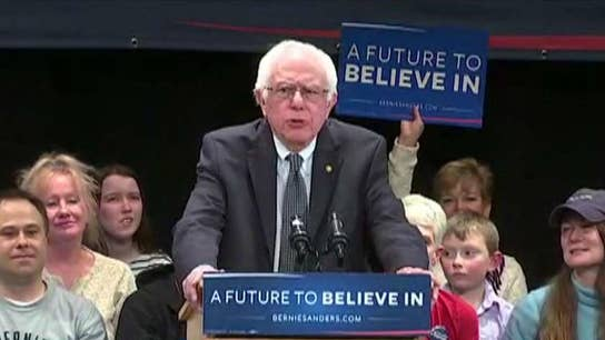 What is driving young voters' support of Sanders?