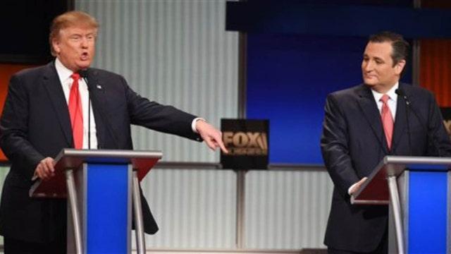 Rep. King on Trump, Cruz battle