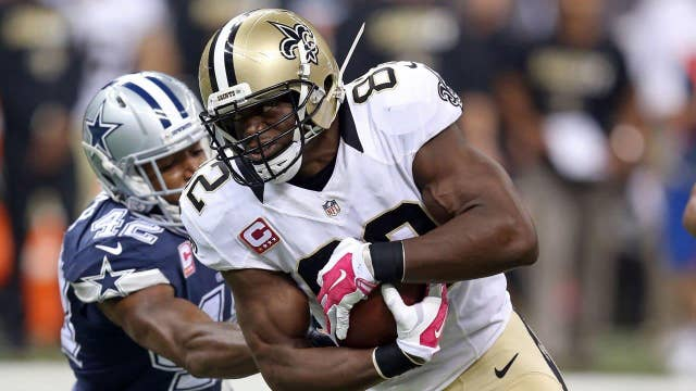 New Orleans Saints tight end: Football is legalized violence