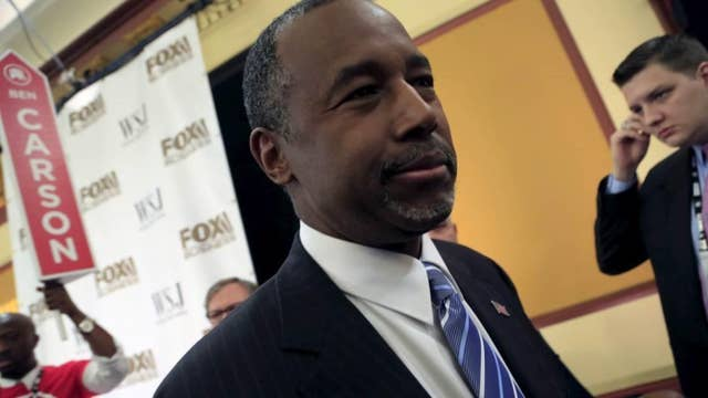 Carson: Will continue to run if South Carolina is disappointing