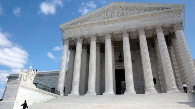 Uncertainty over SCOTUS seat