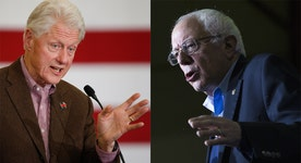 Bill Clinton rips Bernie Sanders