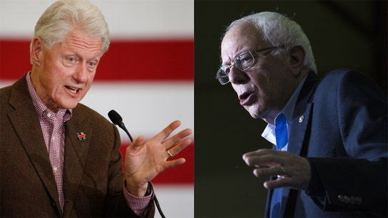 Bill Clinton rips Bernie Sanders