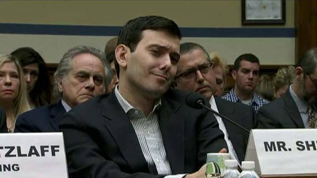 Brafman: Congress brought Shkreli there to humiliate him