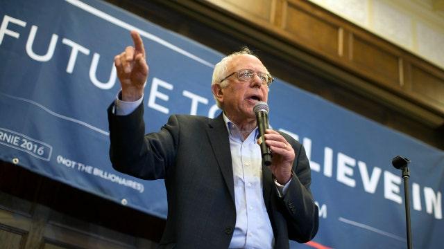 Grover Norquist on Bernie Sanders' tax plan