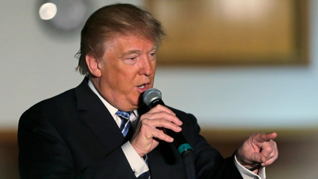 Fmr. Sen. Scott Brown on Trump